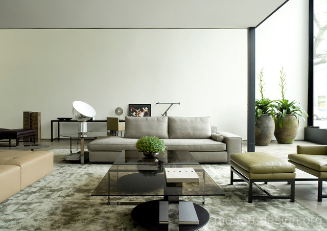 Contemporary modern living room design contemporary living Modern big living room ideas