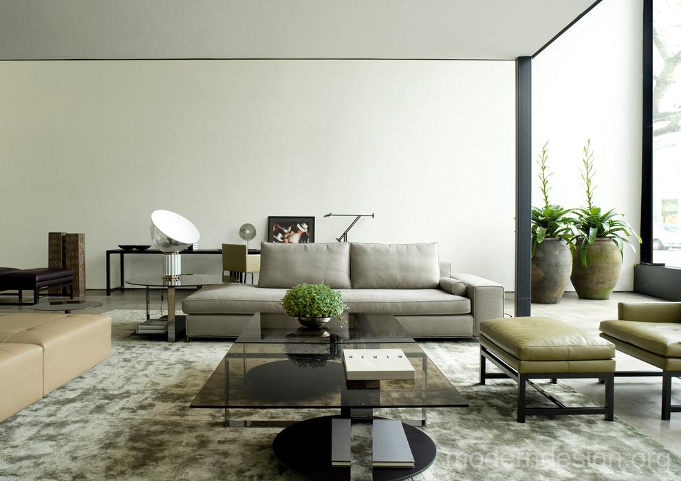 Contemporary Modern Living Room Design Contemporary Living