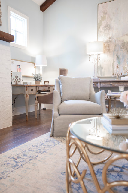 Contemporary Style at The Townes contemporary-living-room