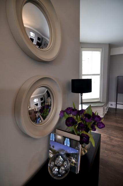 Contemporary Traditional contemporary-family-room