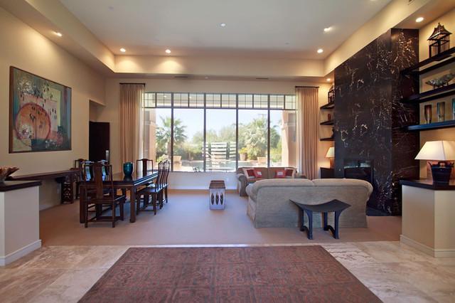 living room universal design  Contemporary Universal Design - Contemporary - Living Room - Phoenix ...
