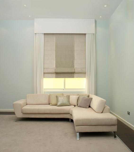 Contemporary Villa - Manama contemporary-living-room