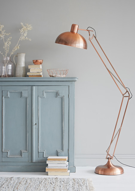 Copper Living Eclectic Living Room London By Rigby Mac