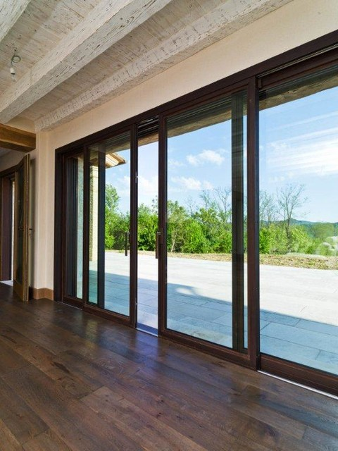 CORTEN Project: BROMBAL USA contemporary-living-room