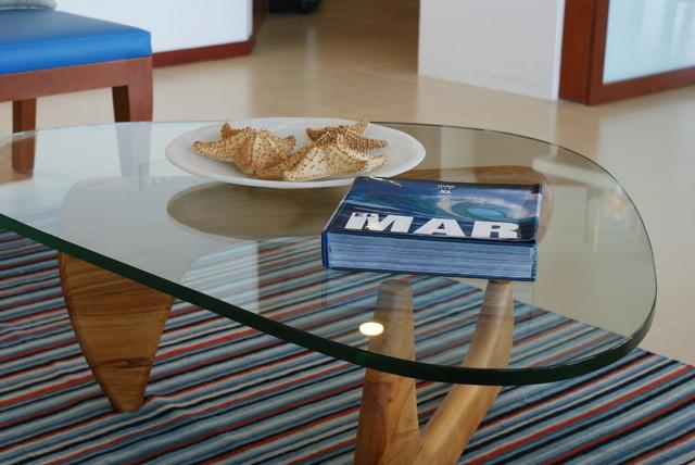Coral Blu, penthouse modern-living-room