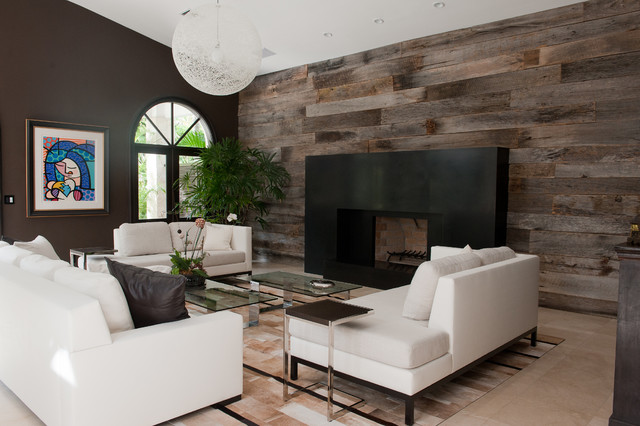 Coral Gables Home by Adi Balli contemporary-living-room