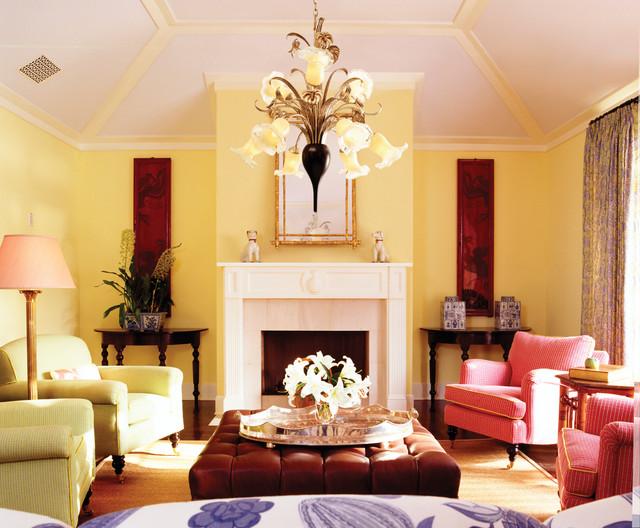 Corbett Lighting contemporary-living-room