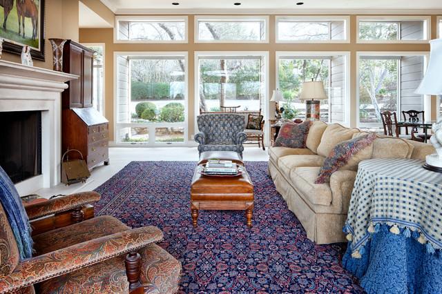 Cord Shiflet Rob Roy Home traditional-living-room