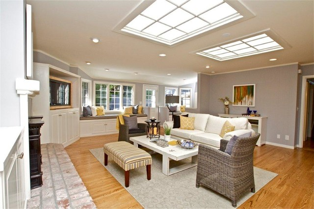 Corte Cayuga in Greenbrae, CA traditional-living-room