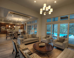 Cortona Living contemporary living room