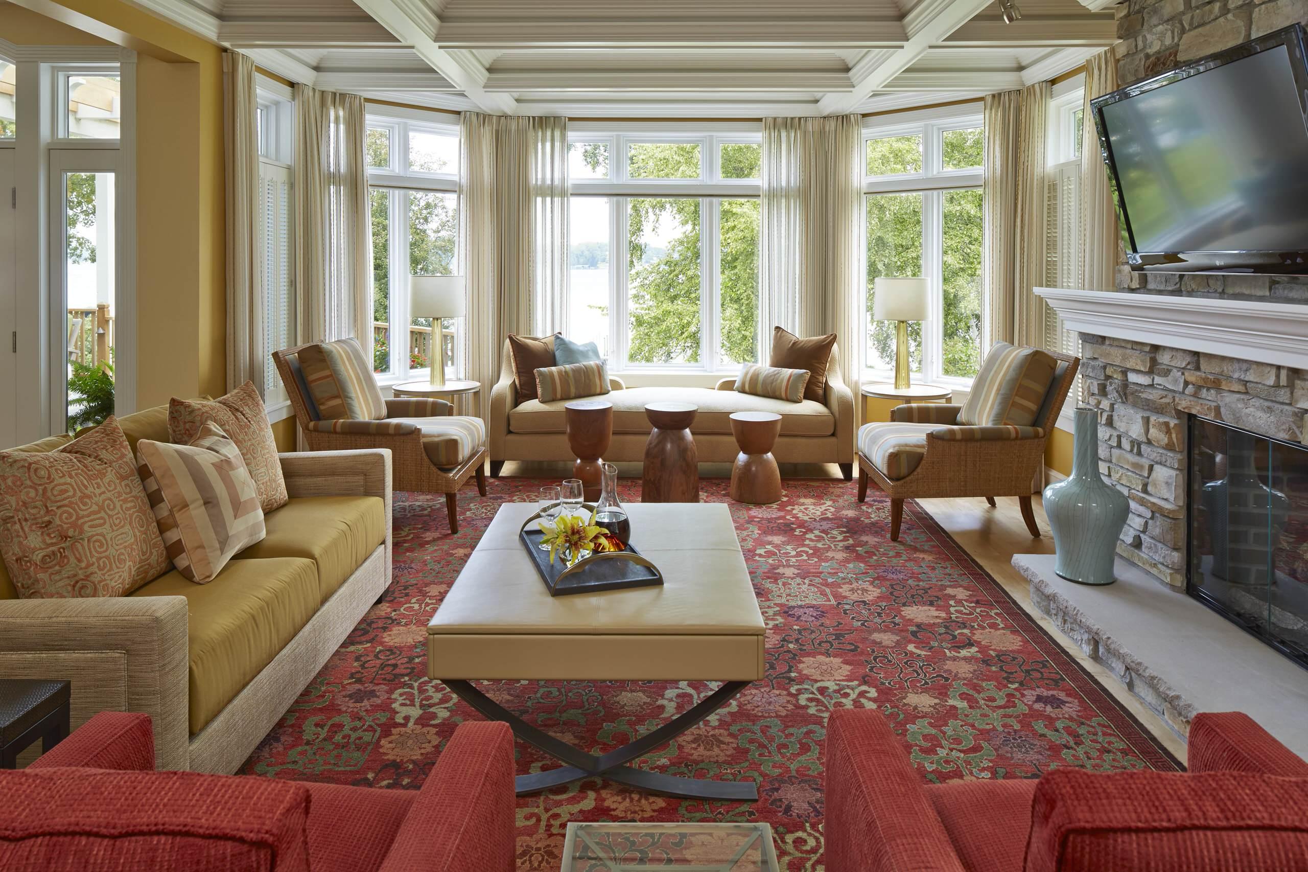 Mustard Living Room Ideas Photos Houzz