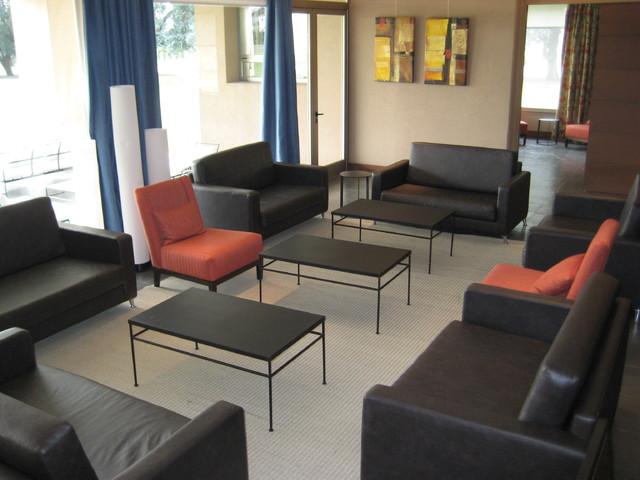 Country Club House - Pilar - Buenos Aires contemporary-living-room