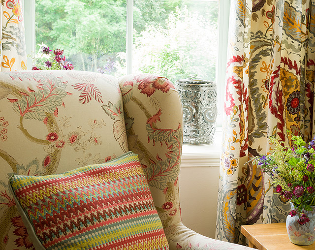 Country Croft Eclectic Living Room Other By Emma