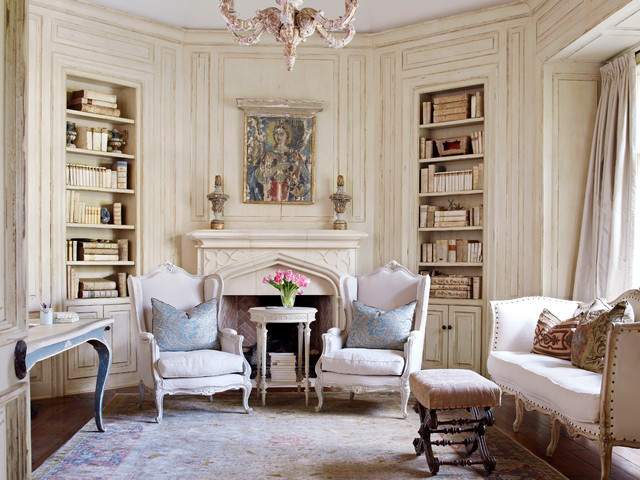 Country french magazine - French shabby chic living room ideas ...