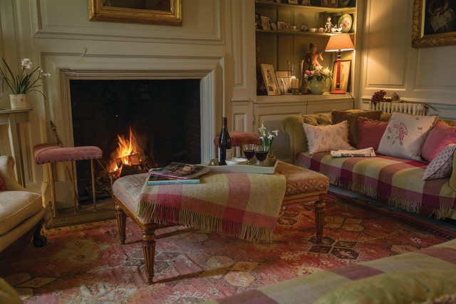 Country Living Room Campagne Salon