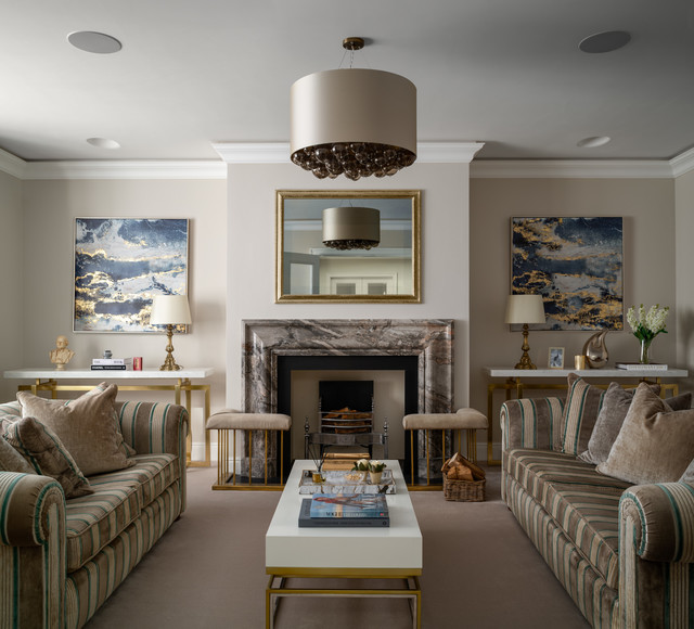 Houzz Home Design Ideas: Country New Build