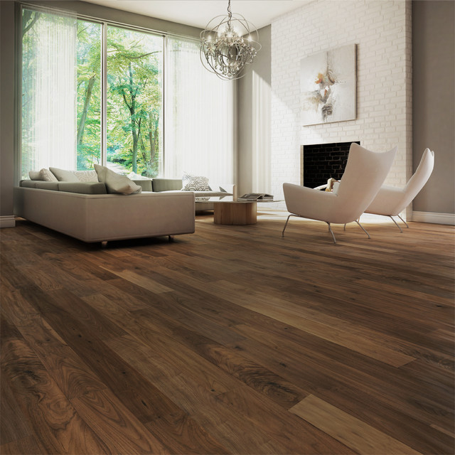Country Side Homestead Living Room Contemporary Living