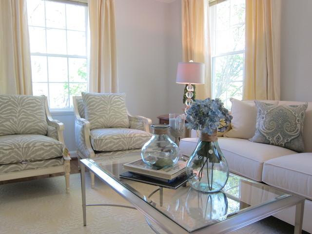 cozy chic fairlington home