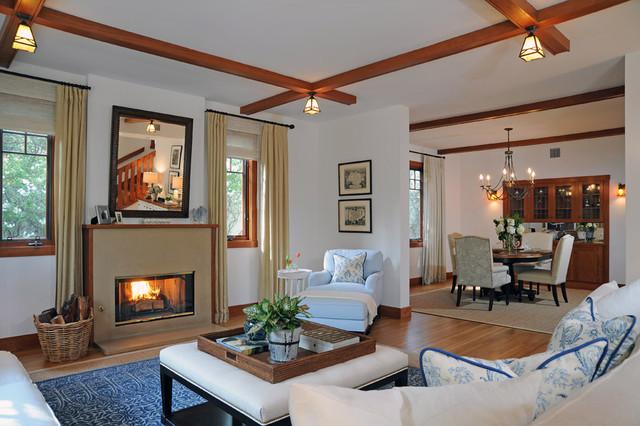 Craftsman charm for Modern craftsman interiors