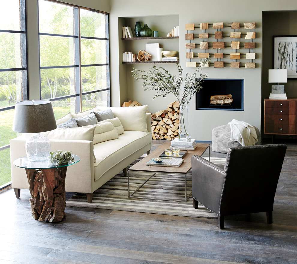 Crate And Barrel Living Contemporary, Crate And Barrel Living Rooms