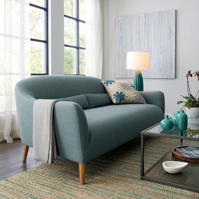 crate and barrel winter 2015 contemporary living room