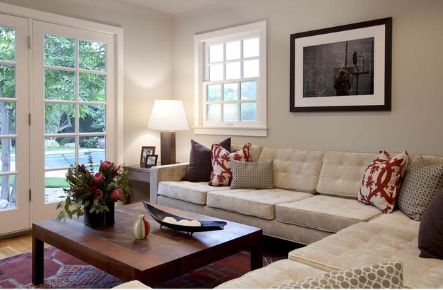 Cresta Drive contemporary-living-room