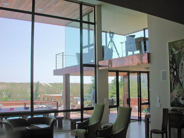Crittall windows usa modern living room other by for Modern living room usa