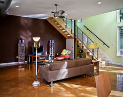 Crooked Lane contemporary-living-room