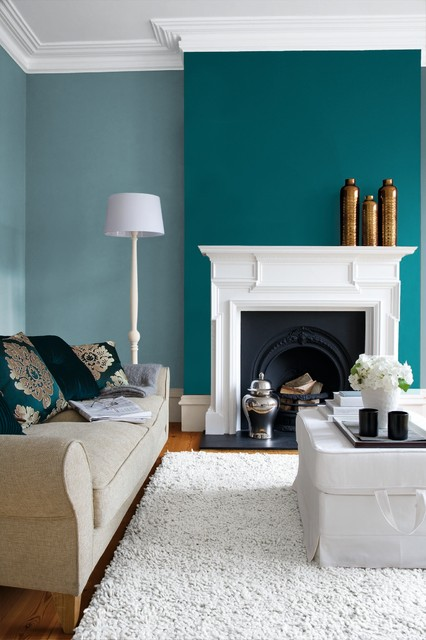 Crown Paints The New Neutral Transitional Living Room