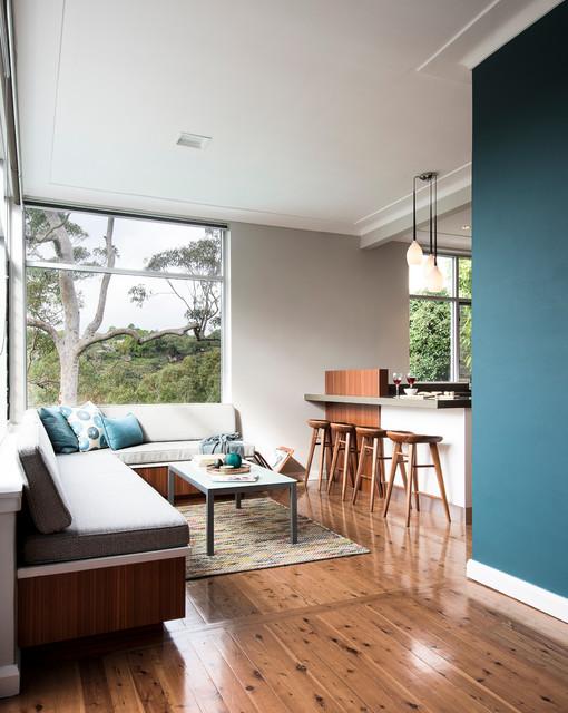 CS Residence contemporary-living-room