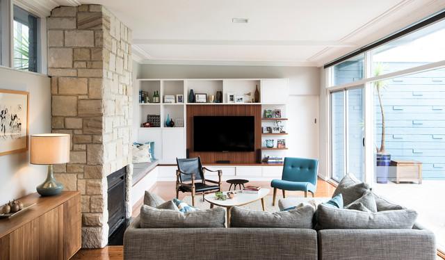 CS Residence midcentury-living-room