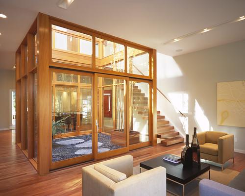 Cube House modern
