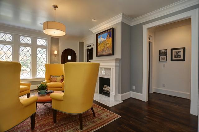 Cumberland Circle traditional-living-room