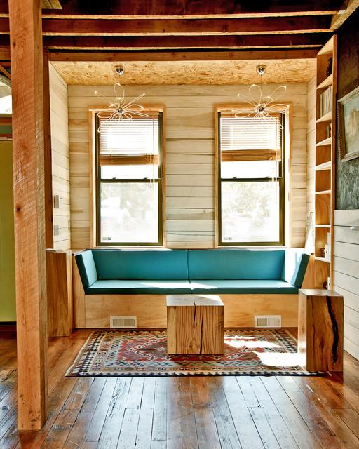 Cumberland Street modern-living-room