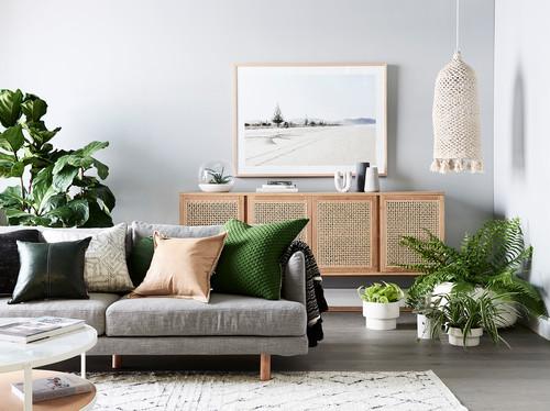 Come arredare il soggiorno per renderlo perfetto for Cosa mettere dietro il divano