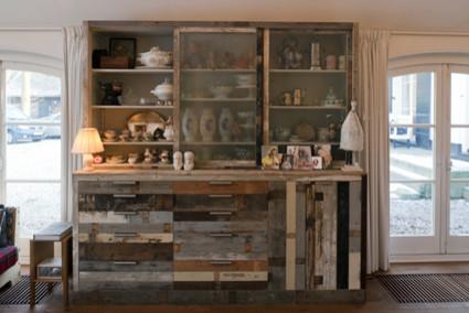 PIET HEIN EEK contemporary-living-room