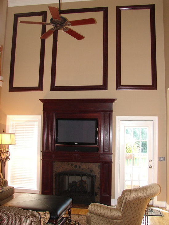 Flat Screen TV In Living Room Design Ideas Pictures