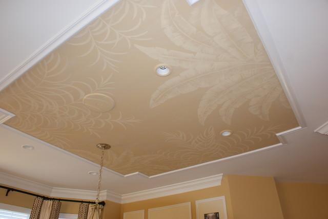 Custom ceiling design for Custom ceiling designs