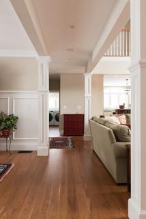 Cherry Wood Flooring Living Room Ideas