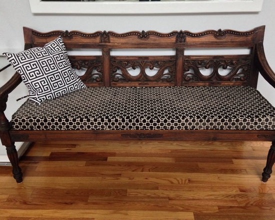 Bench and Reading Nook Cushions -