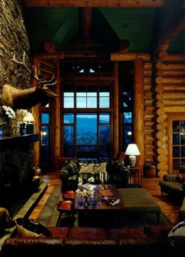 Custom Design 3 (Beaver Creek) living-room