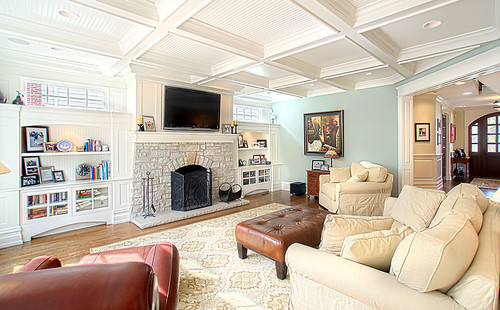 question on cost for coffered ceilings