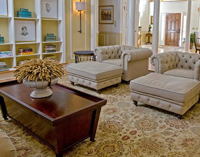 custom designed furniture by k d ellis interiors