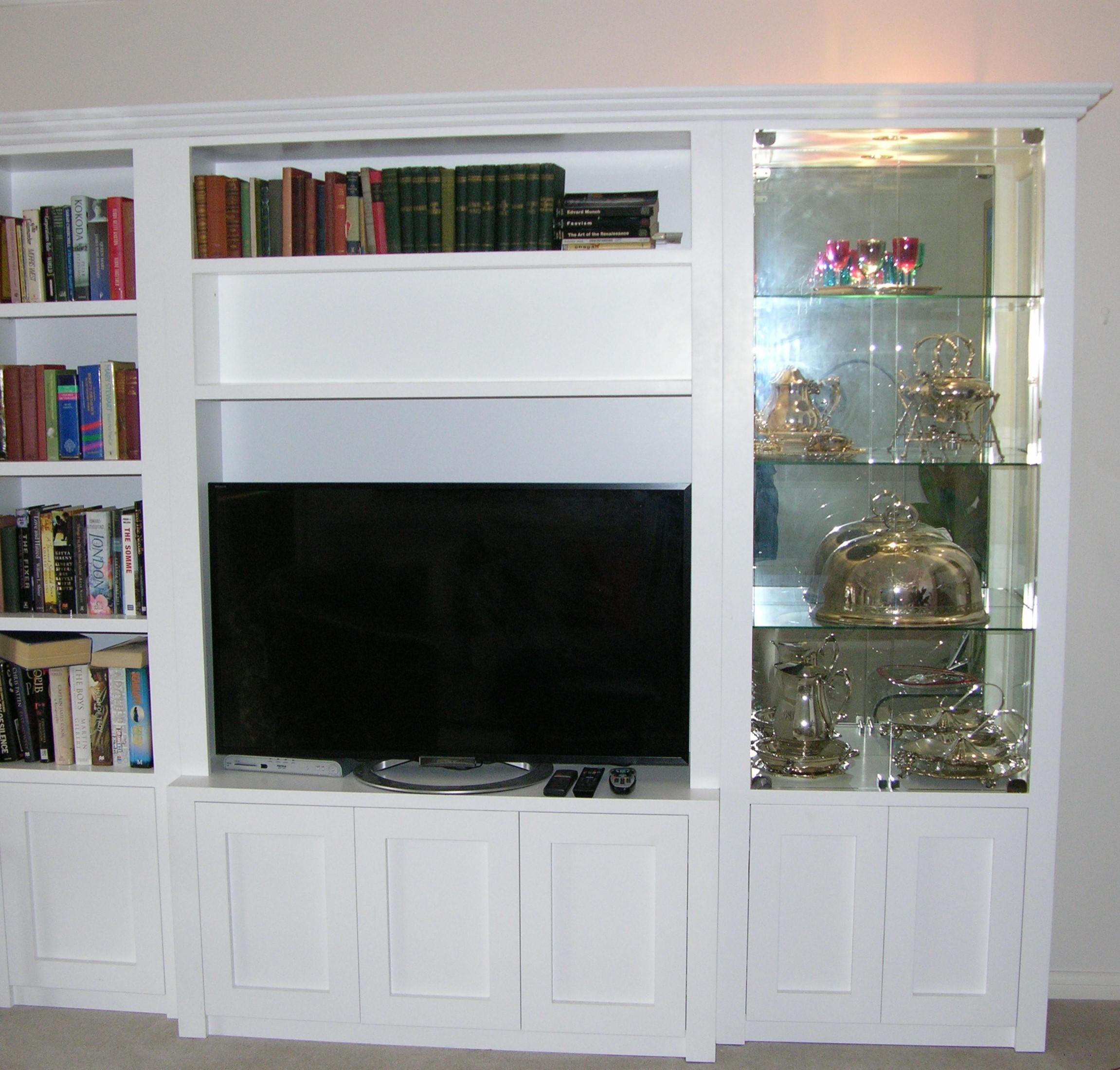Custom designed wall units