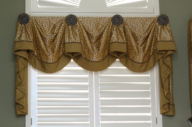 Custom Drapery Designs Llc Traditional Dallas By
