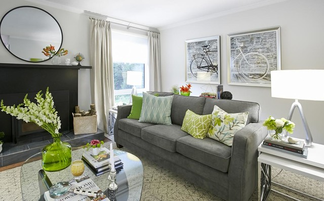 Custom D As Seen On Ing And With The Property Brothers Contemporary Living