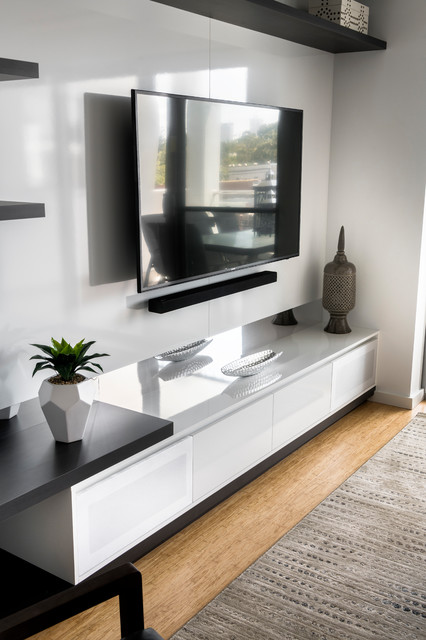 hot sale online eb399 d8f9c Custom Entertainment Unit - Modern - Living Room - Perth ...