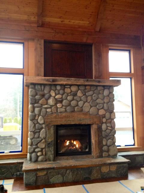 Interior Design Fireplace Living Room: Custom Fireplaces
