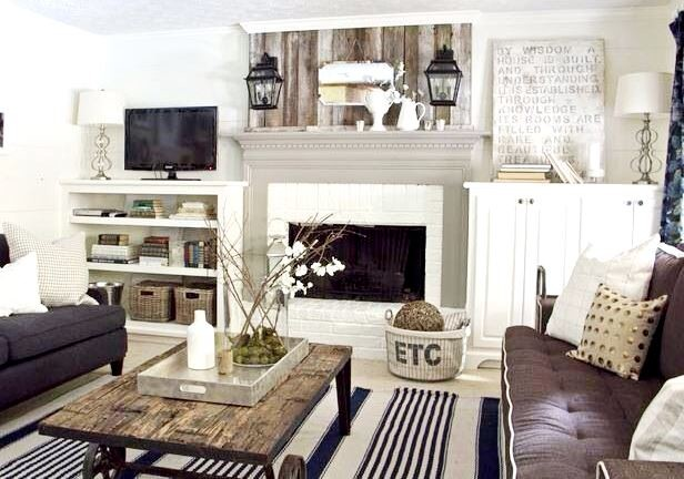 custom great rooms amp designer country living rooms in san mixing gray and brown colors with white decorating ideas