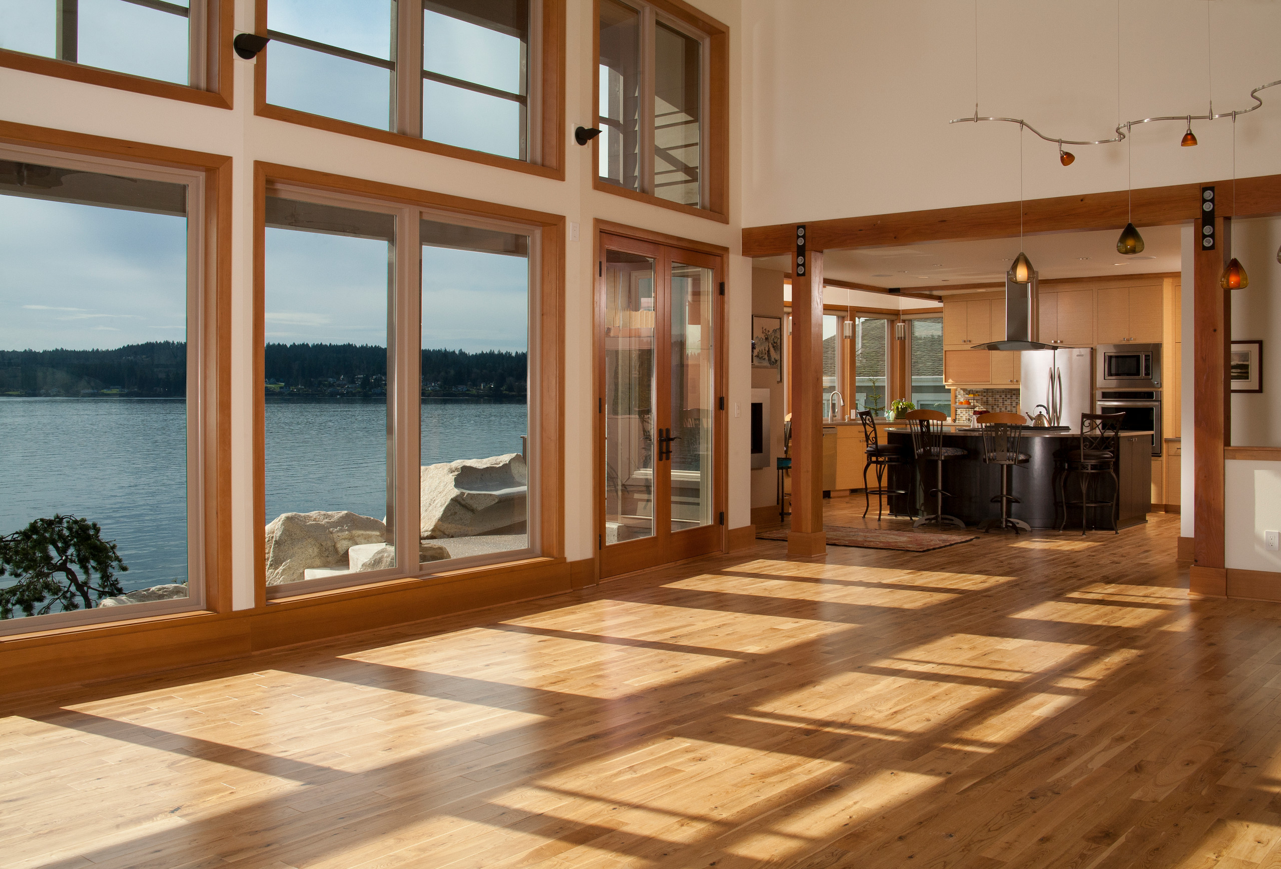 Custom Home #1 - Gig Harbor